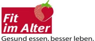 """Schulungsangebote """"Im Alter IN FORM – Gesunde Lebensstile fördern"""""""