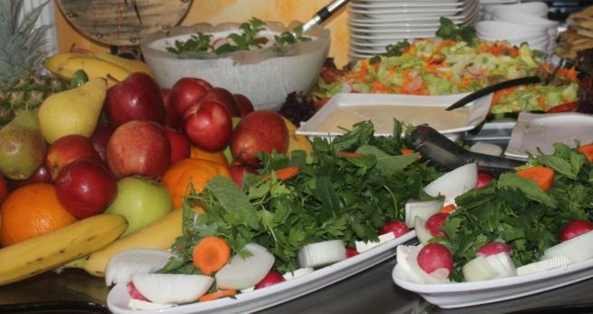 Förderung von Mittagsangeboten
