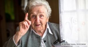 Beispielsweise… Tante Inge