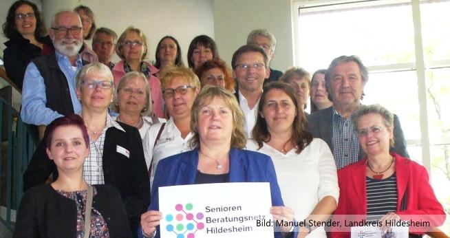 Beispielsweise… Senioren-Beratungsnetz Hildesheim