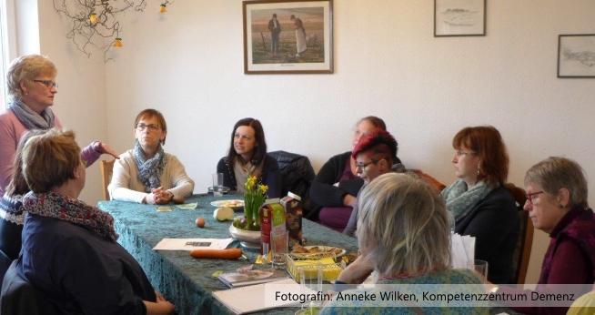 Bauernhof bei Husum als Ort für Menschen mit Demenz